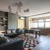 Кухня, совмещенная с балконом: объединение двух интерьеров