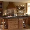 Как включить деревянные элементы в кухню?